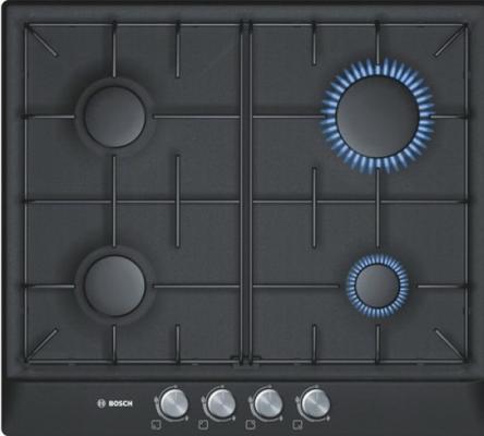 Варочная панель газовая Bosch PCP616B80E черный