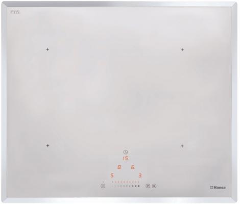 Варочная панель электрическая Hansa BHIW 68303 белый варочная панель электрическая hansa bhiw 68303 белый