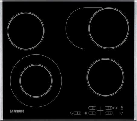Варочная панель электрическая Samsung C61R1CDMST черный
