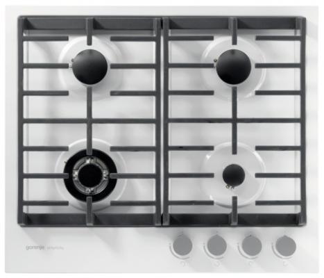 Варочная панель газовая Gorenje G6SY2W белый