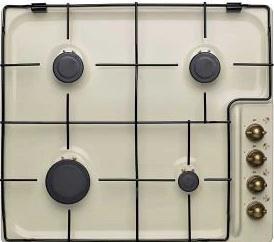 Варочная панель газовая Hansa BHGW 63100020 белый