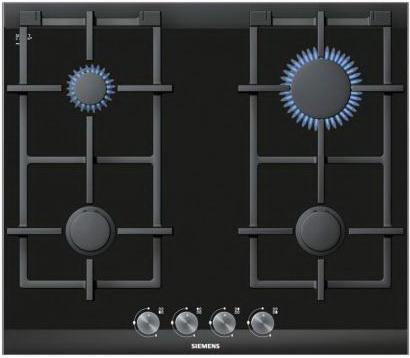 Варочная панель газовая Siemens EP616PB11E черный