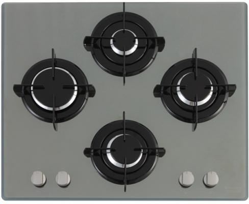 Варочная панель газовая Ariston 7HTD 640 ICE черный