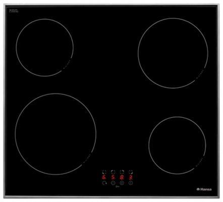 Варочная панель электрическая Hansa BHCI 63306 черный reset cartridge chip resetter for epson surecolor t3200 t5200 t7200 t3000 t5000 t7000 t3050 t5050 t7050 t3270 t5270 resetter