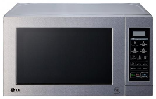 СВЧ LG MS-2044V 800 Вт серебристый