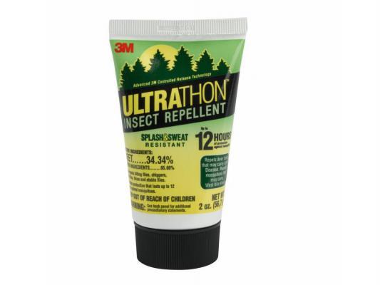 Лосьон для защиты от клещей, мошки и комаров UltraThon SRL-12
