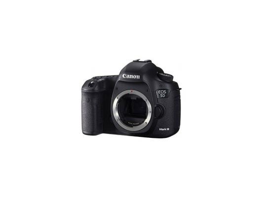 Цифровая фотокамера Canon EOS 5D Mark III без объектива 22Мп черный 5260B004