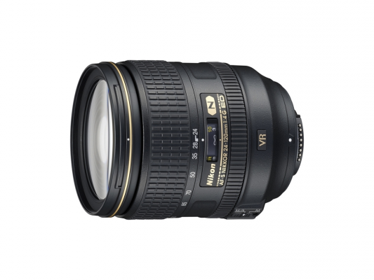 Объектив Nikon 24-120mm f/4G ED VR AF-S Nikkor JAA811DA free shipping new and original for niko lens af s nikkor 70 200mm f 2 8g ed vr 70 200 protector ring unit 1c999 172