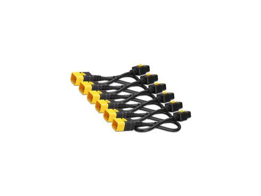 Кабель APC Power Cord Kit IEC 320 C19 to IEC 320 C20 1.8м 6шт AP8716S