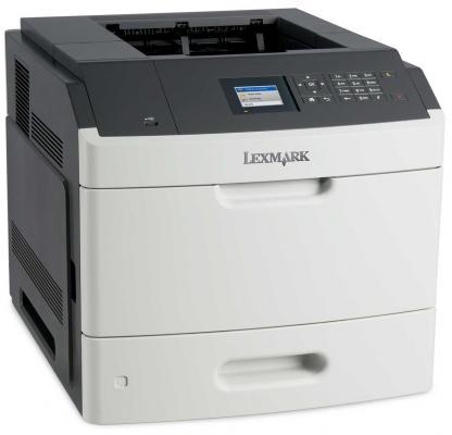 Принтер Lexmark MS811dn ч/б A4 60ppm 1200x1200dpi Ethernet USB 40G0230