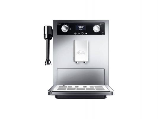 Эспрессо-кофемашина MELITTA CAFFEO GOURMET серебристо-черная