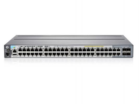 Коммутатор HP 2920-48G-PoE+ 44 порта 10/100/1000Mbps цены онлайн