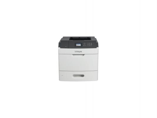 Принтер Lexmark MS812dn ч/б A4 66ppm 1200x1200dpi белый 40G0330