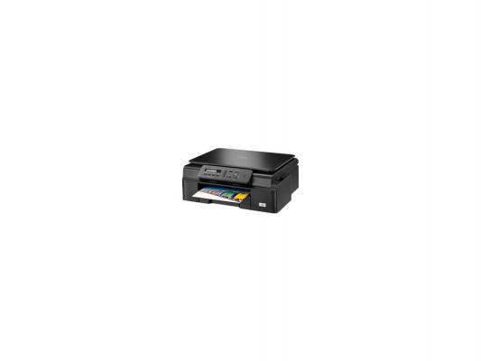 МФУ струйное Brother DCP-J100 принтер/сканер/копир, A4, 11/6 стр/мин, USB