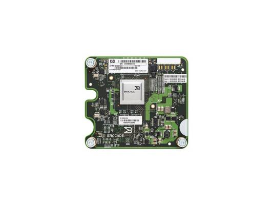 Контроллер HP BLc Brocade 804 8Gb FC HBA Opt 590647-B21 адаптер hpe blc brocade 804