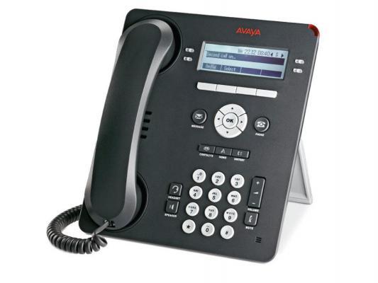 Телефон IP Avaya 9404 черный 700500204