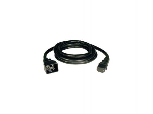 Кабель питания Tripplite P032-007 12AWG Heavy Duty Power cord C13 to C20 кабель tripplite p004 006 ac power