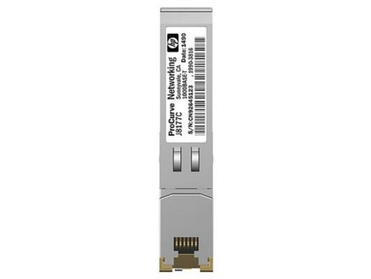 Трансивер HP ProCurve Gigabit 1000Base-T J8177C