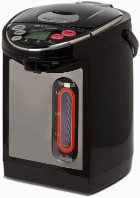 все цены на Термопот Brand 4404B 750 Вт чёрный 4 л пластик онлайн