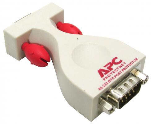 Сетевой фильтр APC 9 pin Serial Protector for DTE dte mobil dte oil extra heavy iso150