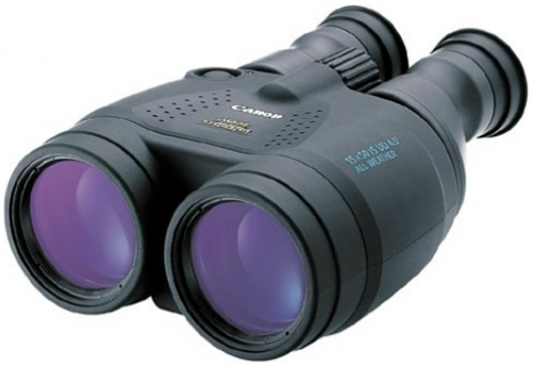 Бинокль Canon 15x50 IS All Weather черный бинокль canon 10x 30мм binocular is ii черный 9525b005