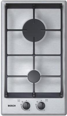 Варочная панель газовая Bosch PCD345FEU серебристый