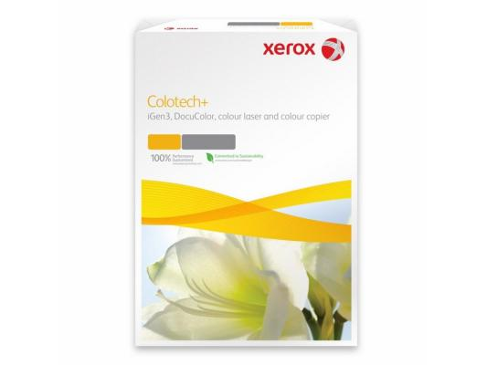 Бумага Xerox Colotech+ A4 120 г/кв.м 500л 003R98847 бумага xerox office а3 80 г кв м 500л 421l91821