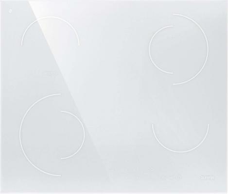 Варочная панель электрическая Gorenje ECT6SY2W белый варочная панель электрическая gorenje ect330kr белый