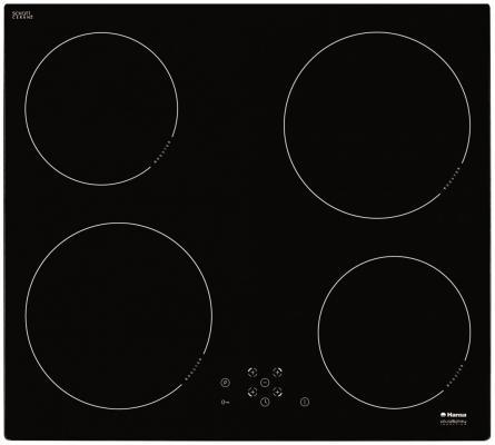Варочная панель электрическая Hansa BHI67303 черный