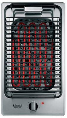 Варочная панель электрическая Ariston DK B (IX) серебристый