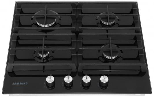Варочная панель газовая Samsung NA64H3000AK черный