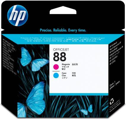 Печатающая головка HP C9382A для HP Officejet Pro K550/K5400/K8600 голубой пурпурный печатающая головка hp c9382a для hp officejet pro k550 k5400 k8600 голубой пурпурный