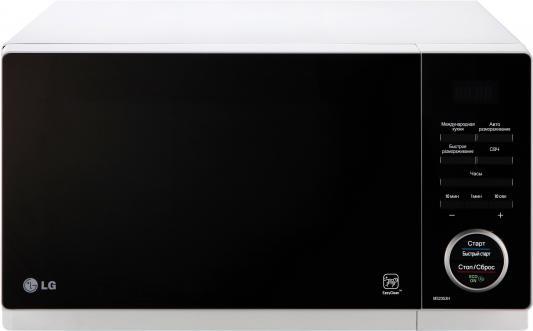 Микроволновая печь LG  MS-2353H 23л 700Вт белый