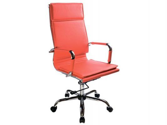 Кресло Buro CH-993/red искусственная кожа красный кресло бюрократ ch 797axsn красный