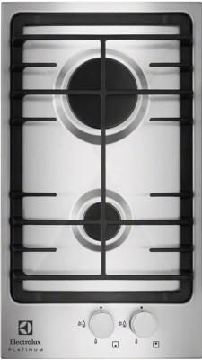 Варочная панель газовая Electrolux EGG93322NX серебристый