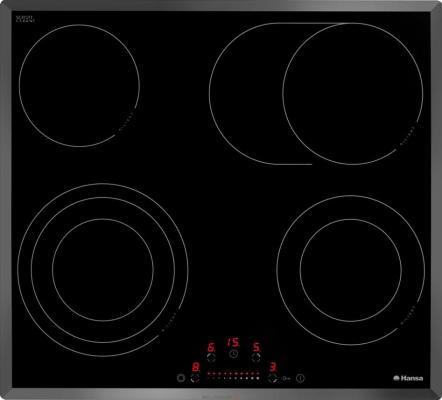 Варочная панель электрическая Hansa BHC63906 черный