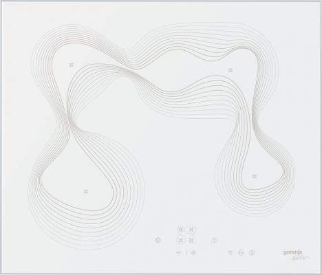 Варочная панель электрическая Gorenje ECT680KR белый мультиварка gorenje mce4w харьков