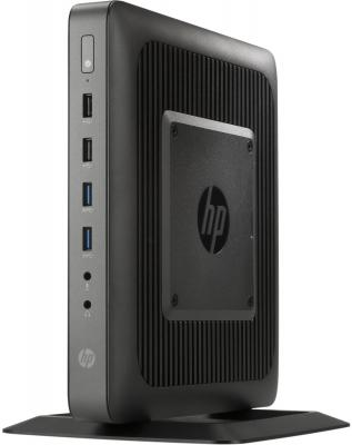 Тонкий клиент HP t620 QC GX-420CA 2.0GHz 4GB SSD 16Gb Flash 16GB HD8400E BT WES7 E32 клавиатура мышь HP Serial Port Adapter F5A62AA