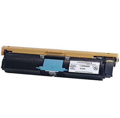 Тонер-Картридж Xerox 113R00693 для Phaser 6120 голубой 4500стр картридж original xerox [113r00692] для xerox phaser 6120 black 4500стр