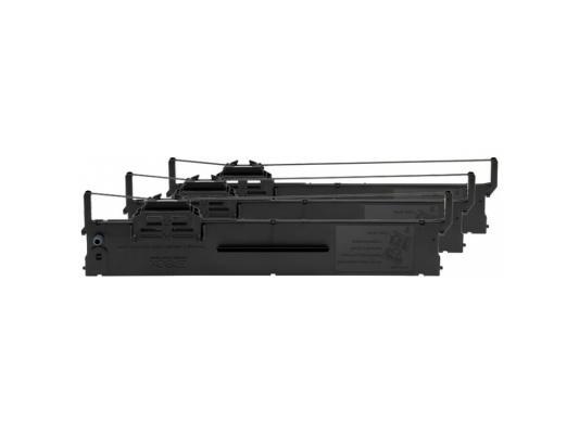 Картридж Epson C13S015339 ленточный для PLQ-20/20M 3шт принтер epson plq 20 passbook c11c560171