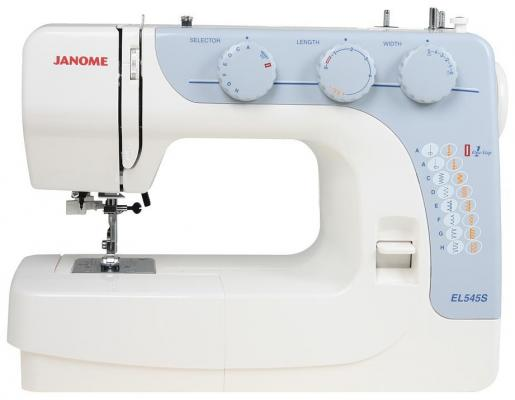 Швейная машина Janome EL545S серый