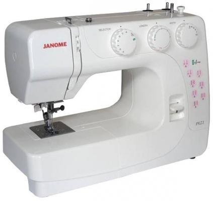 Швейная машина Janome PX-21 белый