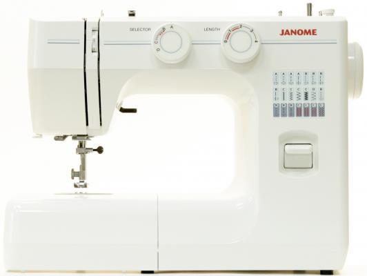 Швейная машина Janome ТМ-2004 белый