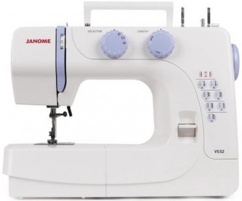 Швейная машина Janome VS52 серый