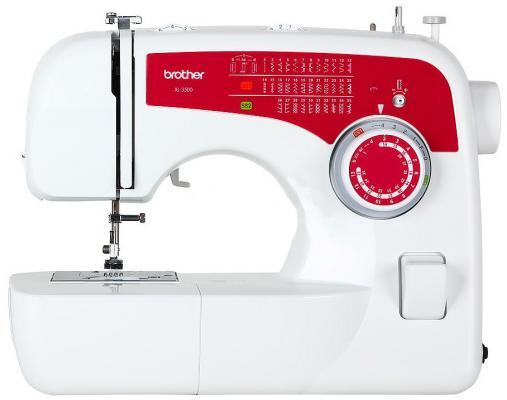 Швейная машина Brother XL-3500 бело-красный