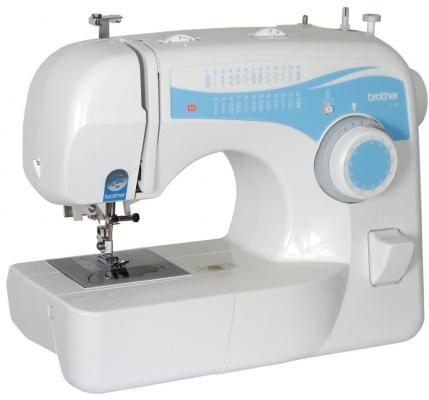 Швейная машина Brother L-30 белый-синий