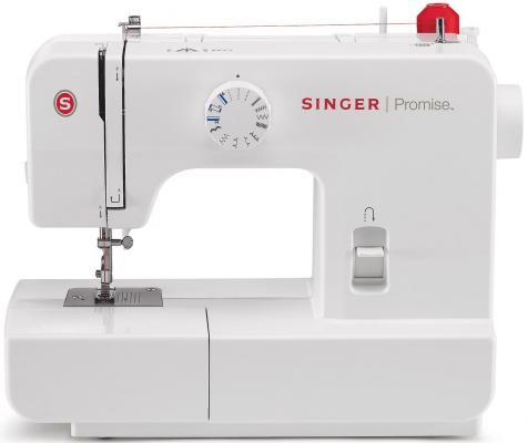 Швейная машина Singer Promise 1408 белый [супермаркет] джингдонг сингер singer швейная машина бытовая электрическая многофункциональная 1408