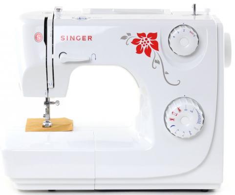 цена на Швейная машина Singer 8280P белый/цветы