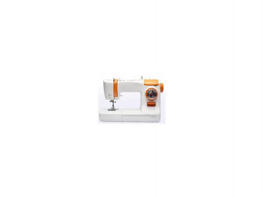 Швейная машина Toyota ECO 34B бело-оранжевый