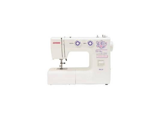 Швейная машина Janome LW-30 белый janome ps 25 lw 30